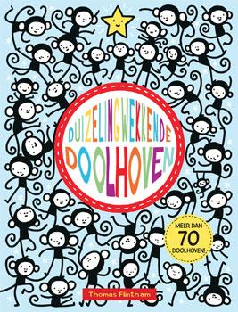 Duizelingwekkende doolhoven | prachtig boek vol doolhoven | doeboek | leeftijd: vanaf 6 jaar
