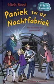 Paniek in de Nachtfabriek (Niels Rood)
