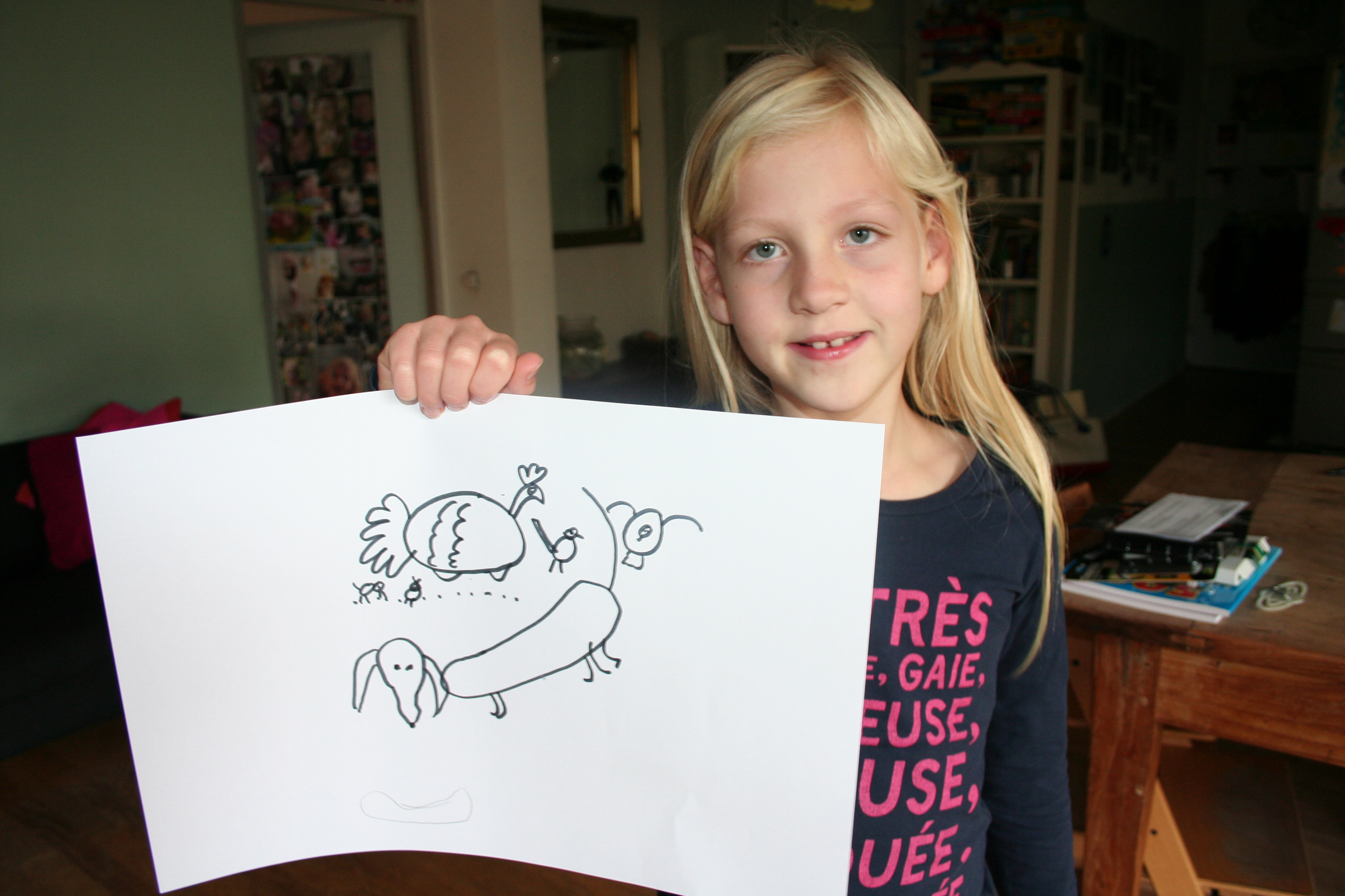 Getest Door Pippa Zo Teken Je Dieren Mevrouw Kinderboek