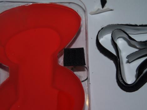 Finnmobiel: klittenband
