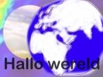 Hallo wereld - kinderboekentips bij het thema van Kinderboekenweek 2012