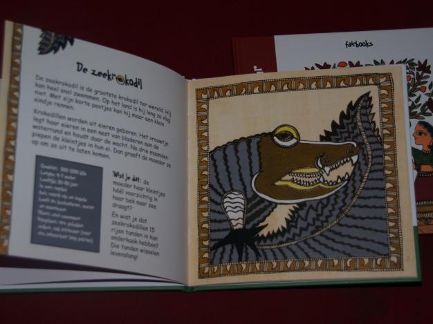 Kijk in het Wilde Beesten Boek