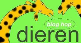 Dieren blog hop bij mevrouwkinderboek.nl