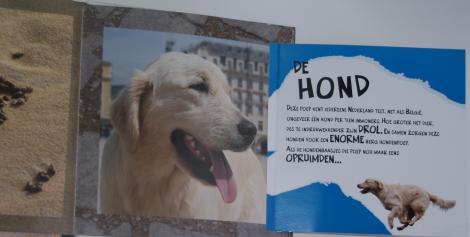 hond (Van is die poep?)