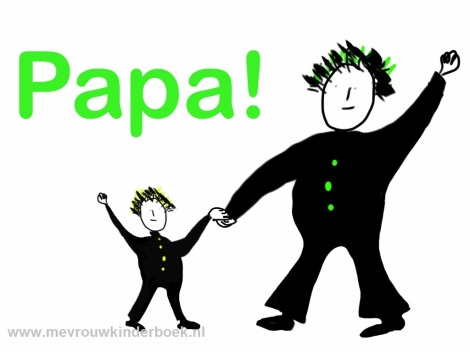 kinderboekentips over vaders