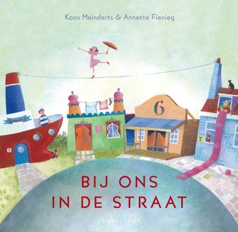 Bij ons in de straat (Koos Meinderts en Annette Fienieg)