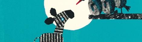 Hallo prentenboek kinderboekenweek 2012 (Edward van de Vendel en Fleur van der Weel)