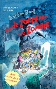 Bert en Bart en de zoen van de zombie (Tjibbe Veldkamp en Boer)