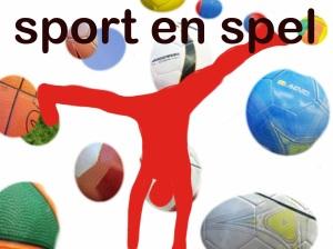 kinderboeken over sport en spel