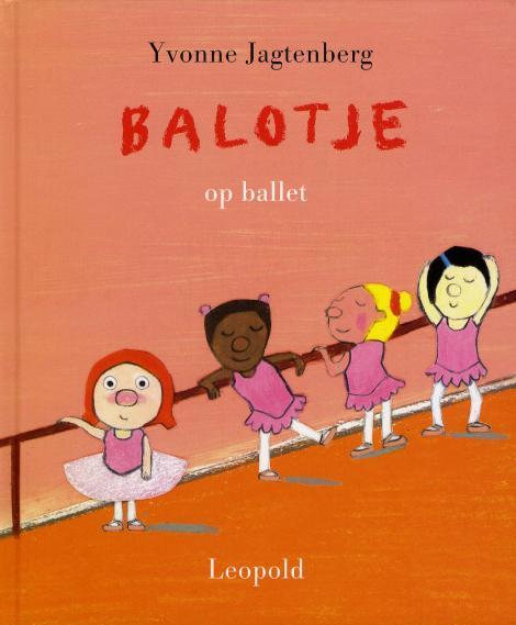 Balotje op ballet (Yvonne Jagtenberg)