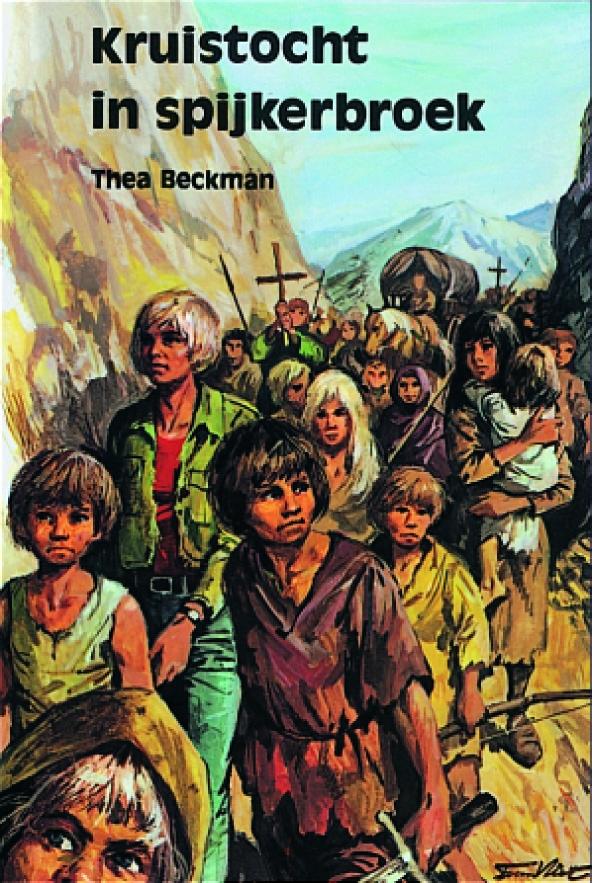 Kruistocht in spijkerbroek Thea Beckman