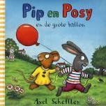 Pip en Posy de grote ballon