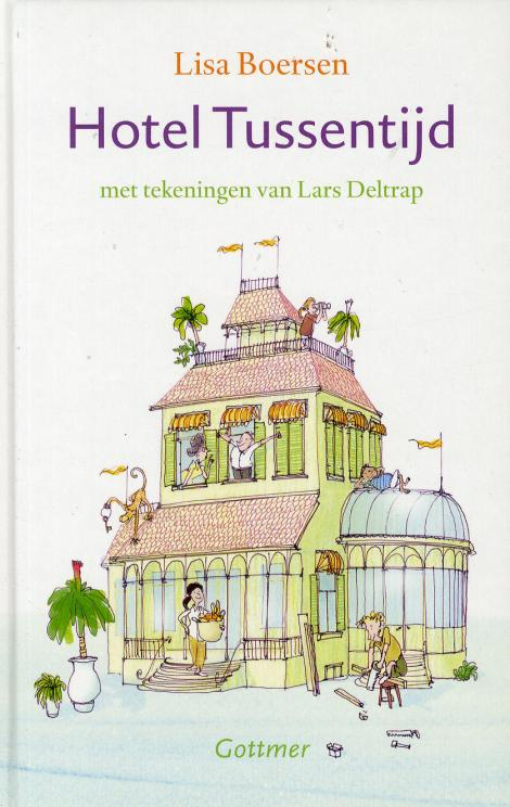 Hotel tussentijd (Lisa Boersen en Las Deltrap)