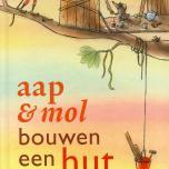 aap en mol bouwen een hut spee