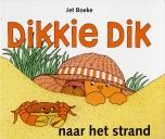 Dikkie Dik naar het strand Boeke