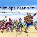 Met opa naar zee Boonen Meijer