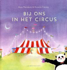 Bij ons in het circus Meinderts Fienieg