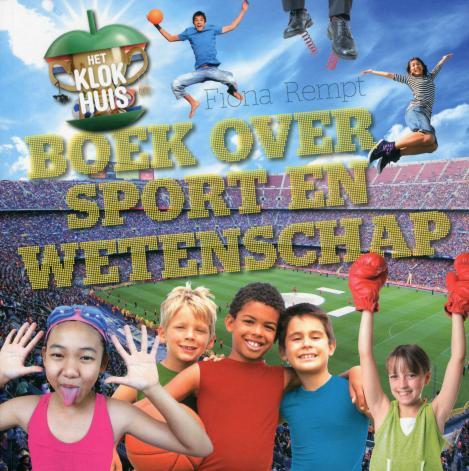 klokhuisboek over sport en wetenschap