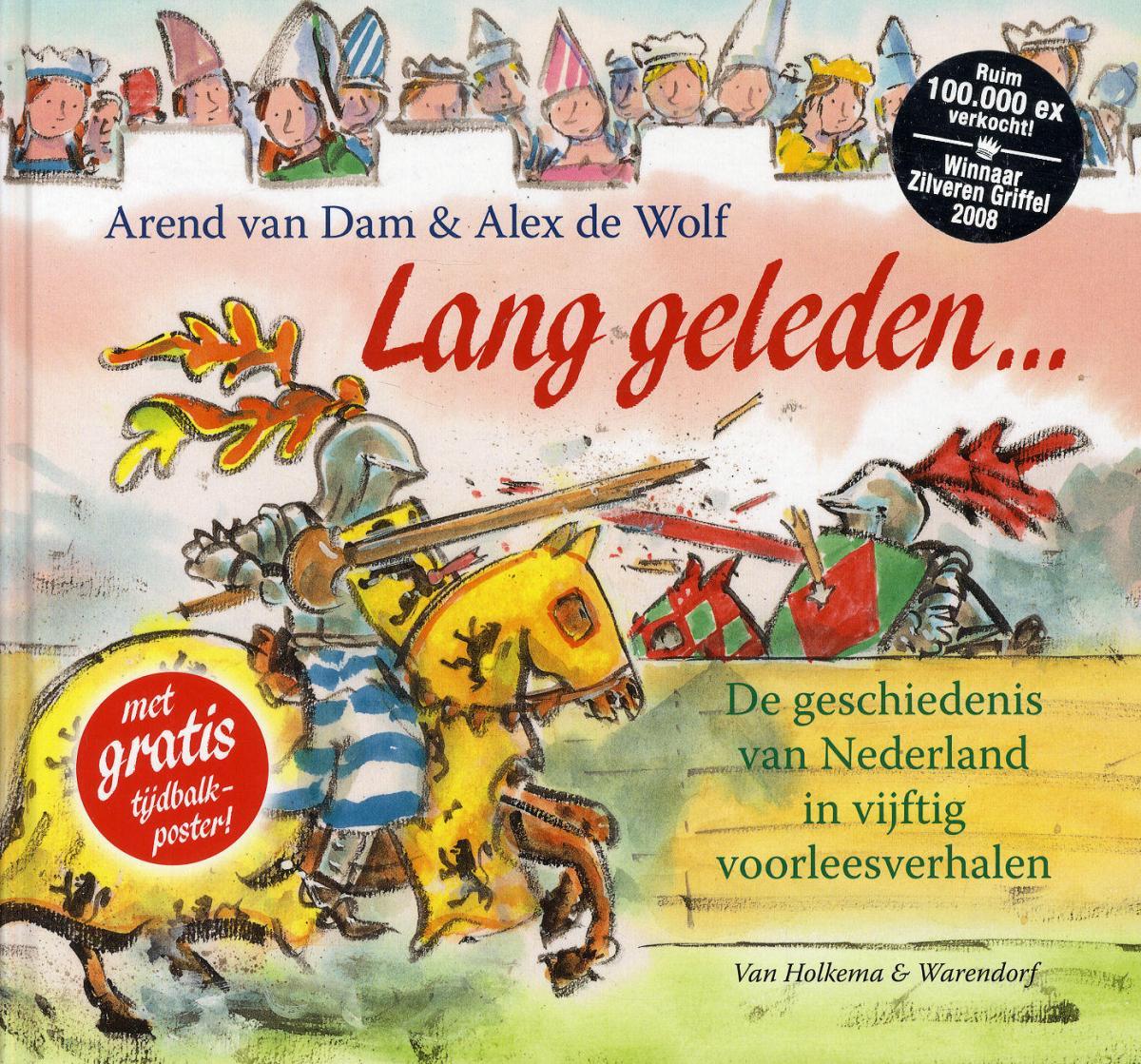 lang geleden arend van dam alex de wolf