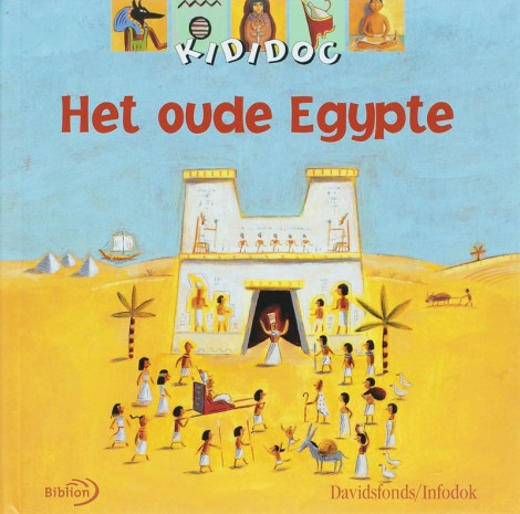 kididoc het oude egypte