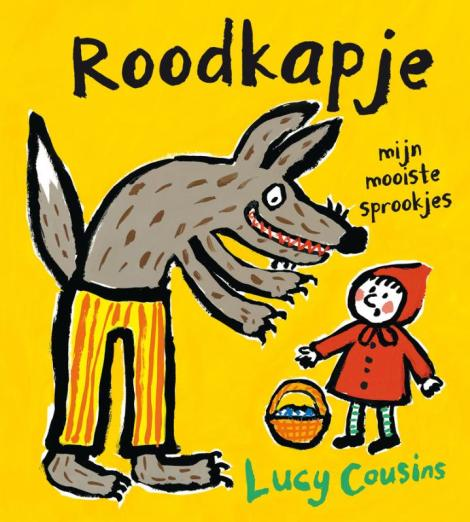 Roodkapje Lucy Cousins