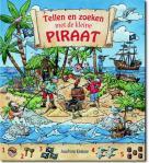 tellen en zoeken met de kleine piraat